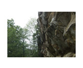 Новые скалы
