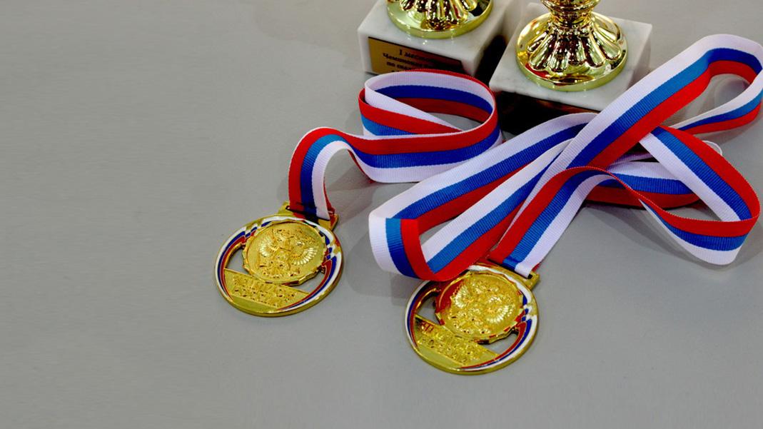 Чемпионы России-2015 в Трудности!