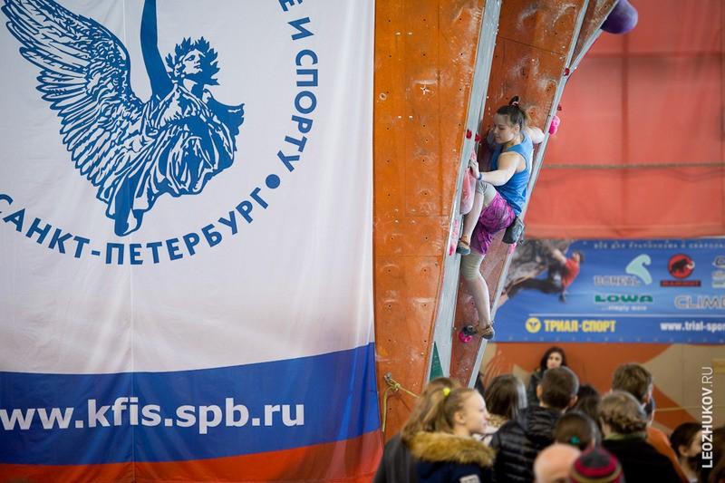 Первенство России 2015 в Санкт-Петербурге, боулдеринг
