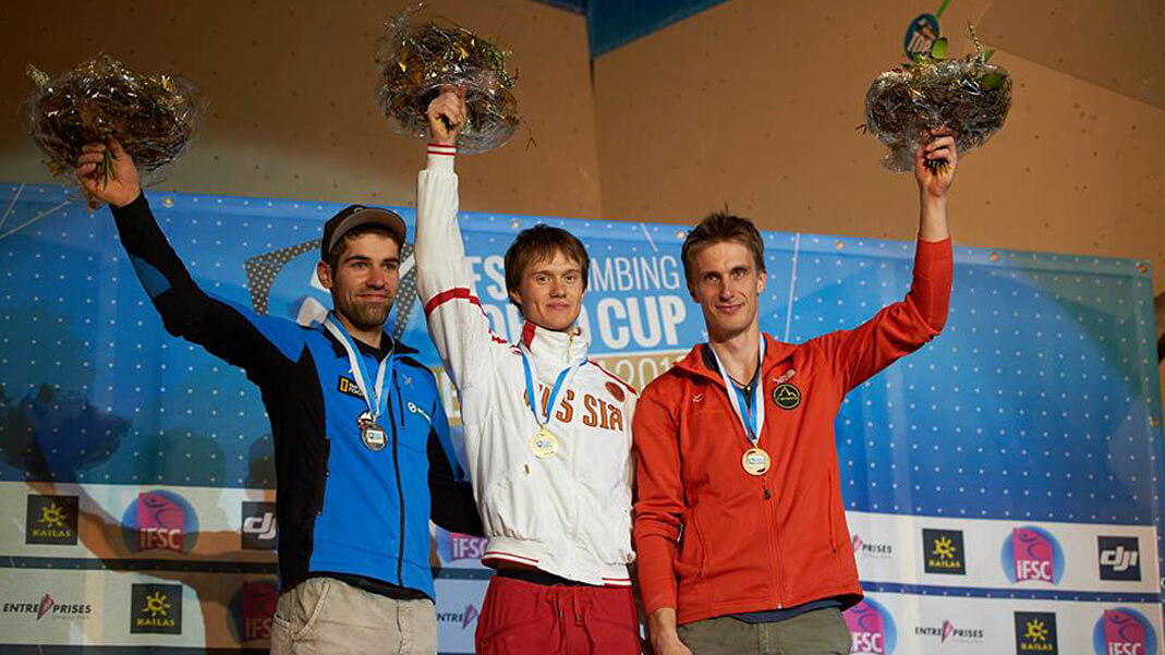 Алексей Рубцов – победитель этапа Кубка мира в Швейцарии!